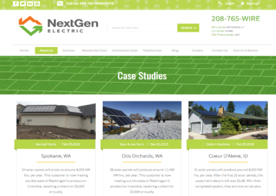 Case Studies Feature