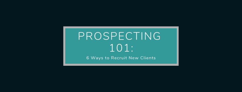 Prospecting 101: 6 Best Ways to Recruit new Donors