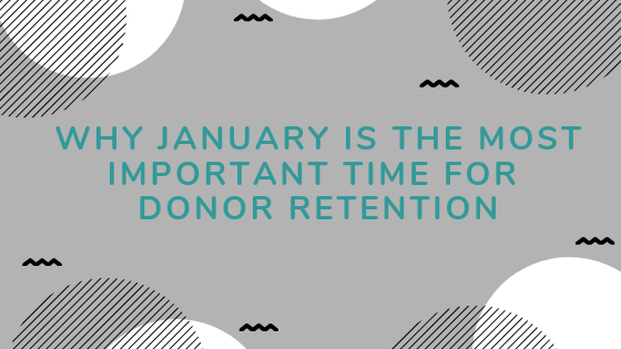 January is the Best Time to focus on donors